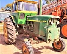 John Deree 2420 2w Motor 80 HP -toma de Fuerza -salida Hidra