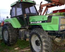 Tractor Agcoallis Serie 6-190