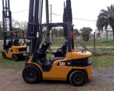 Autoelevador Caterpillar 2.5 TN 2010