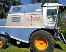 Cosechadora Bernardin M2120