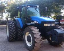 Tractor New Holland TM 165 - año 2003