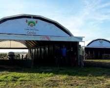 Cama Profunda - Estructura Túnel de Viento + Kit de Lonas