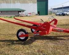 Transportador de Rollo Doble - Grass Cutter