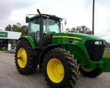 Tractor John Deere 215hp Nuevo, Disponible Modelo 7215j