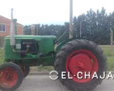 Tractor Deutz 50 Origina Rodado 16.9.34