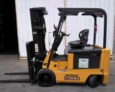 Autoelevador CAT E6500 Usado Premium