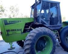 Tractor Zanello 460 con Deutz 160hp