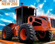 Tractorzanello 4200 Serie II New 200