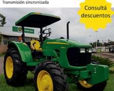 Tractor John Deere 5090 E Sync
