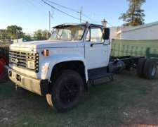 Chevrolet 14.000 Con Motor 1518