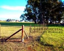 Venta Y Colocación De Alabrados Rurales