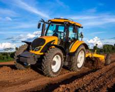 Tractor Valtra a 124 HI Tech - Caja Powershift