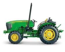 Tractor John Deere 5076e de 76hp Angosto por Plan de Ahorro