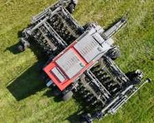 Sembradora NEO AIR Drill 8mts 39 a 21cm Indecar Combinada