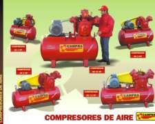 Compresores de Aire Campra
