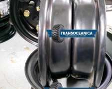 Llanta Autoelevador 6.00-9 Toyota 600/9 Reforzada 6 AG 600x9