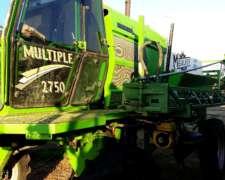 Fumigador Metalfor Multiple 2750