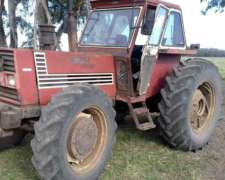 Tractor Fiat 980 DT, A. G. Chaves