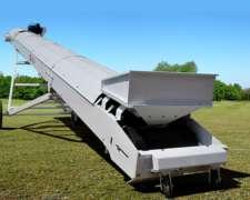 Cinta Transportadora P/grano Y Fertilizante R.60 Bec-car