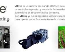 Sistema de Dosificación Eléctrico Vdrive