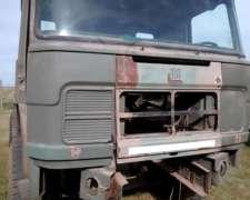 Cabina Completa De Camion Fiat 619-697 Inmaculada.ex Ejercit