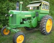Manual Catálogo de Servicio(mantenim) Tractor John Deere 730