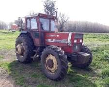 Tractor Fiat Agritec 120 DT