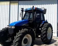 Tractor Ts120, año 2005