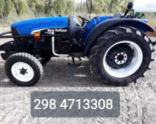 Tractor New Holland Tt65d Modelo 2008
