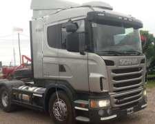 Camión Scania G410