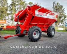 Tolva Autodescargable Ombu CRV-26 Nueva - 9 de Julio