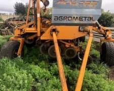 Sembradora Agrometal MX 2321 muy Buenas