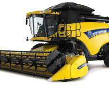 Cosechadora New Holland CR6080