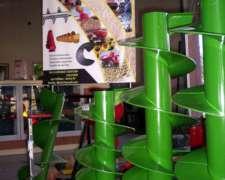 Sinfin Vertical Elevador John Deere