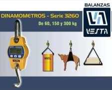 Dinamómetro - Serie 3260