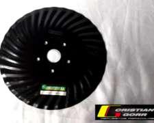 Cuchilla Turbo 33 Ondas 16 Pulgadas / Sembradora John Deere