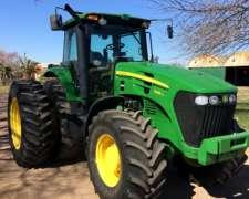 Tractor John Deere 7205j