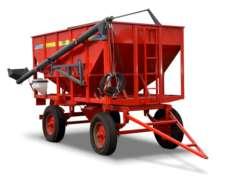 Acoplados Tolva para Fertilizantes y Semillas Impagro 10 TT