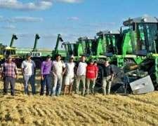 Busco Trabajo de Maquinista Sembrandor Tractorista