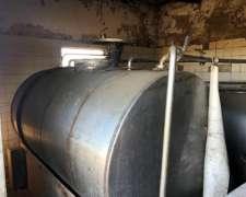 Equipo de Frio y Tanque de Acero Inoxidable