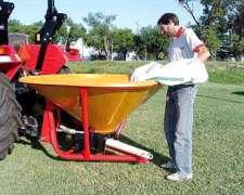 Fertilizadoras para 3 P 600 Lts y de Arrastre