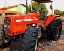 Tractor Massey Ferguson 660 ANO 2006