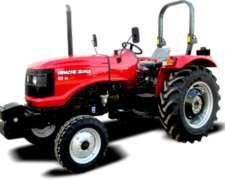 Tractor Solis 50 RX 2wd - Apache