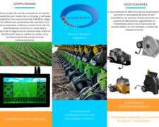 Sembradora - Dosificadores Electro Neumáticos