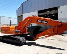 Excavadora Doosan DX225 - Reparada a Nueva