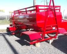 Tanque de Combusible Marca Ombu de 3000 Lts. con Baulera