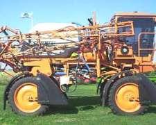 Fumigador Jacto Uniport 2000 año 2003