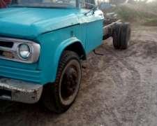 Vendo Cabina De Dodge 600