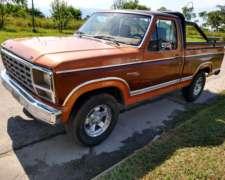 Ford Ranger, 8v, Fase 2, 2,5 Caja : 4