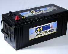 Batería Moura Me180bd 12v 180ah 15 Meses Garantía